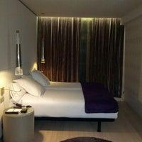 Foto tomada en Hotel Grums Barcelona por hezumartin el 3/3/2012