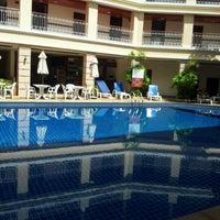 Photo taken at Kalim Resort by Peeteepon W. on 4/12/2012