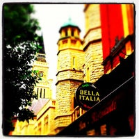 Photo taken at Bella Italia by Mick Y. on 7/31/2012