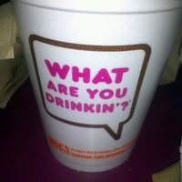 Photo taken at Dunkin' Donuts by Samantha H. on 3/15/2012