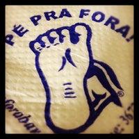 Photo taken at Pé pra Fora by Bruno B. on 3/30/2012