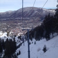 Photo taken at Silver Queen Gondola by Theo S. on 2/11/2012
