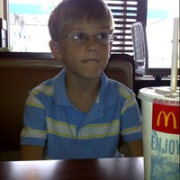 Photo taken at McDonald's by Brian R. on 8/18/2012
