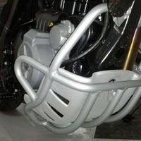 Photo taken at Raviera Motors by MotoTuristas on 8/14/2012