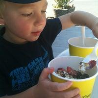 Photo taken at Yogurt Time by Sharon O. on 5/19/2012