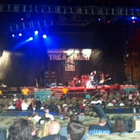 Photo taken at Blossom Music Center by Jarrod B. on 9/12/2012