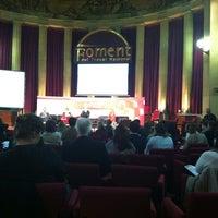Photo taken at Foment del Treball - Forum Marketing by MAR V. on 4/26/2012
