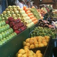 Photo taken at Soulard Farmers Market by Nikki M. on 6/2/2012