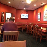 Photo taken at Red Hot & Blue  -  Barbecue, Burgers & Blues by Scott F. on 4/12/2012