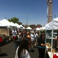 Photo taken at Fresh52 Farmers Market by Cash C. on 5/20/2012