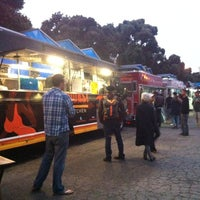 Photo taken at Santa Monica Food Truck Lot by Turbo T. on 6/20/2012