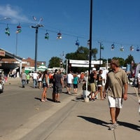 Photo taken at Illinois State Fairgrounds by Jim C. on 8/11/2012