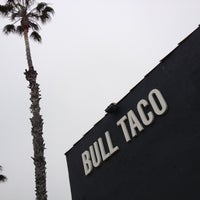 Photo taken at Bull Taco by Eric N. on 6/17/2012