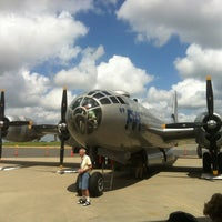 Photo taken at Carolinas Aviation Museum by Towner B. on 5/28/2012