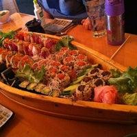 Photo taken at Mikado by Lisa P. on 3/18/2012