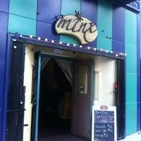 Photo taken at Minx by Nobuko O. on 5/11/2012