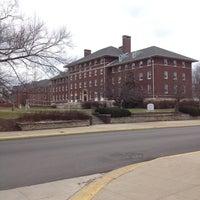 Photo taken at DePauw University by Sue N. on 3/3/2012