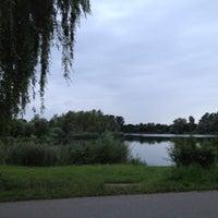 Photo taken at Restaurant Die Ente | SeeHotel Ketsch by Sarah W. on 7/16/2012