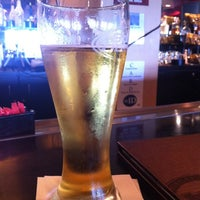 Photo taken at Hall of Fame Sports Grill by Jeremy L. on 8/20/2012