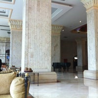 Photo taken at Hotel Dann Carlton Bucaramanga by Oscar O. on 3/15/2012