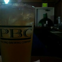 Photo taken at Pocono Brewing Company by Ishmael H. on 9/6/2012