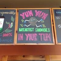 Photo taken at Caribou Coffee by Alan M. on 2/16/2012