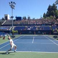 Photo taken at UCLA Los Angeles Tennis Center by Emily M. on 7/26/2012