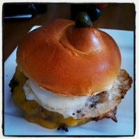 Photo taken at Westchester Burger Co. by David W. on 8/9/2012