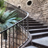 Photo taken at Picasso Museum by Axon B. on 8/21/2012