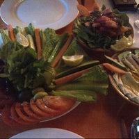 Photo taken at Al Shami Home Restaurant by Anna M. on 8/25/2012