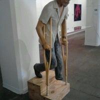 Photo taken at Exit Art by Noah @Noah_Xifr X. on 5/19/2012