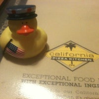 Photo taken at California Pizza Kitchen at Tempe Marketplace by Duck D. on 6/15/2012
