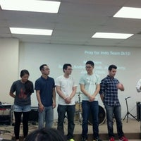 Photo taken at Living Water Church by Joon M. on 6/17/2012