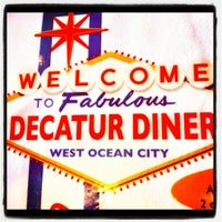 Photo taken at Decatur Diner by Maura B. on 3/4/2012