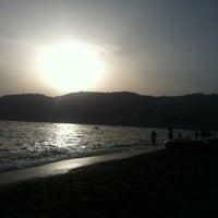 Photo taken at La Herradura Beach by Carlos L. on 8/18/2012