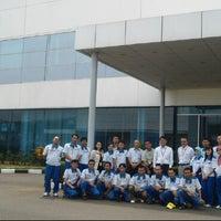 Photo taken at PT. Toyota Auto Body – Tokai Extrusion (TTEC) by dani s. on 7/14/2012