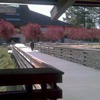 Photo taken at Foothill College by kumi m. on 3/23/2012