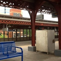Photo taken at Amtrak/SEPTA: Wilmington Station by Adam F. on 5/7/2012