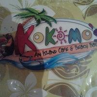 Photo taken at Kokomo's Island Cafe by Berry R. on 7/6/2012