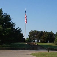 Photo taken at Flag Pole Hill by Craig B. on 6/24/2012