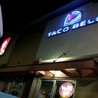 Photo taken at Taco Bell by Joy B. on 5/13/2012