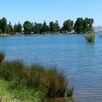 Photo taken at Woodward Reservoir by Cathy T. on 5/22/2012
