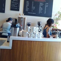 Photo taken at Stumptown Coffee Roasters by Dave W. on 5/12/2012