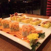 Photo taken at Tokyo Sushi and Grill by Matthew A. on 3/13/2012