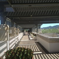 Photo taken at Opus One Winery by Christina M. on 6/2/2012