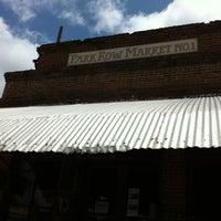 Photo taken at Park Row Market by Tiffany J. on 5/14/2012