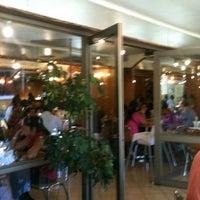 Photo taken at Fuente Alemana by Daniela G. on 3/31/2012