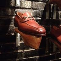 Photo taken at Barker Black Shoes by hudsonandbarrow on 3/10/2012