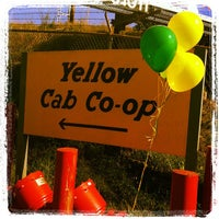 Photo taken at Yellow Cab Co-op (San Francisco) by Steve R. on 2/8/2012