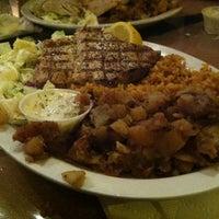 Photo taken at Paia Fish Market Restaurant by .Jason G. on 2/27/2012